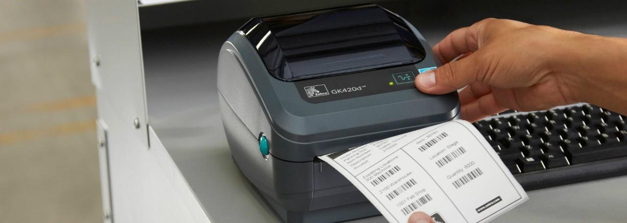 Full Colour Label Printer