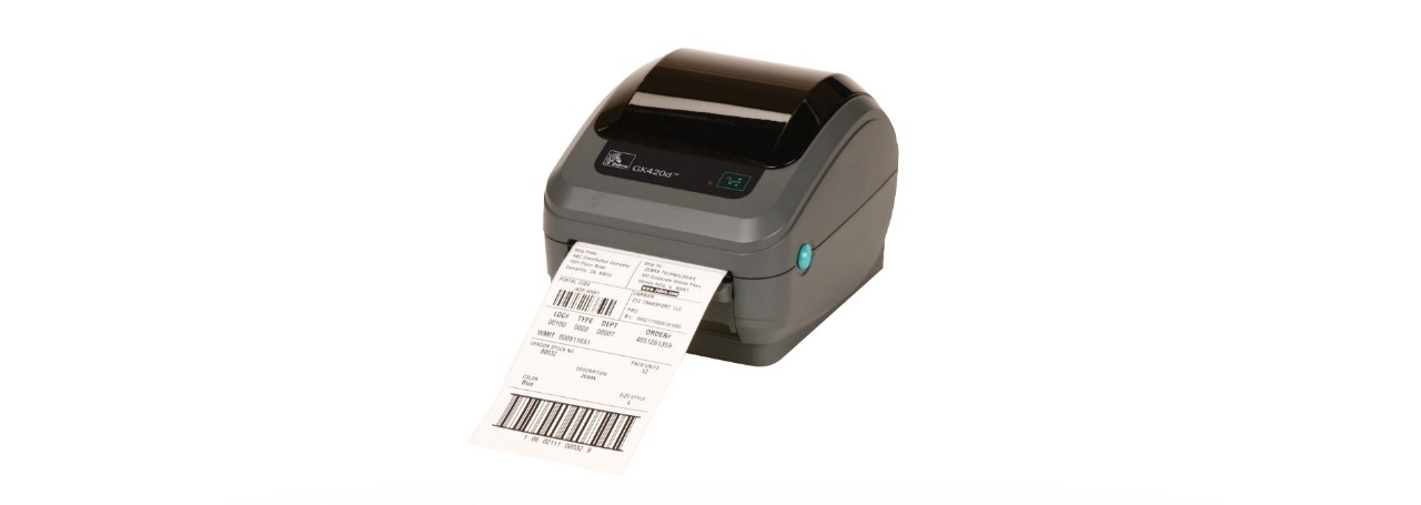 Zebra GK420d Advanced Desktop Label Printer with Label