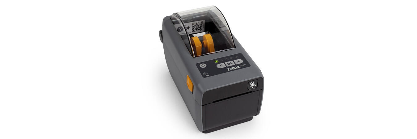 ZD620 STD Thermal Transfer Printer Top View