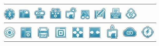 ZQ600 Series Print DNA icons