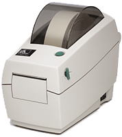 LP 2824Plus desktop printer