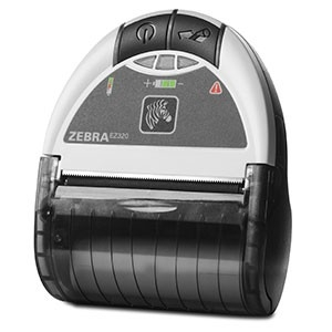 Zebra EZ320 Mobile Printer