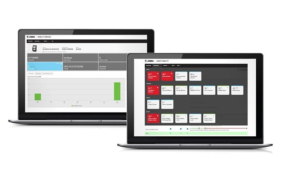 dashboard di operational visibility service