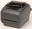 Impresora desktop de transferencia térmica GX430T