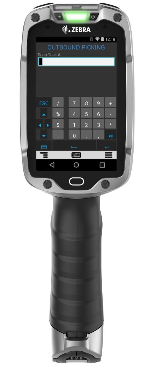 Zebra Handheld Mobile Computers