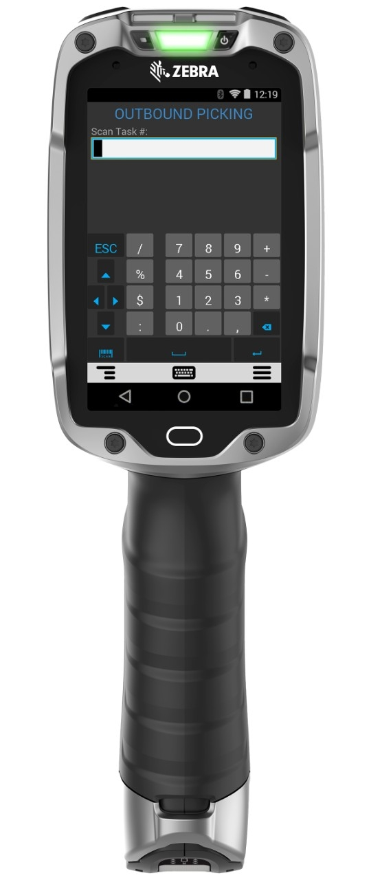 TC8000 Handheld Computer