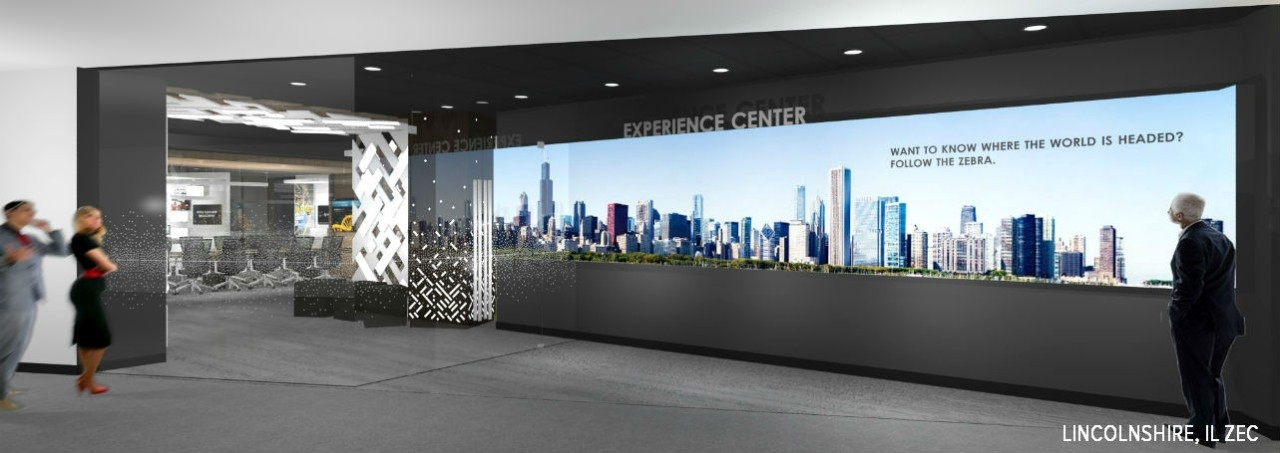 Image of the Zebra Experience Center
