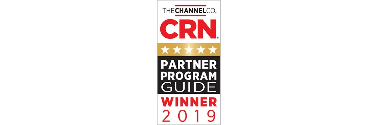 CRN 2019 Partner Program Guide Badge