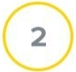 Number Two in a yellow circle
