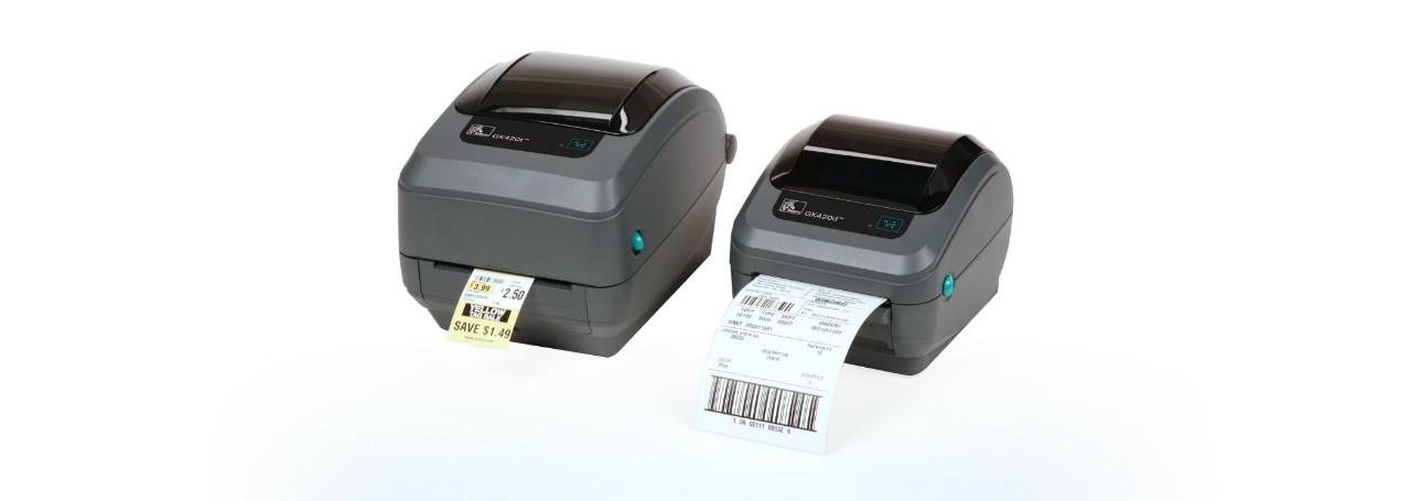 Advanced Desktop Label Printers Zebra