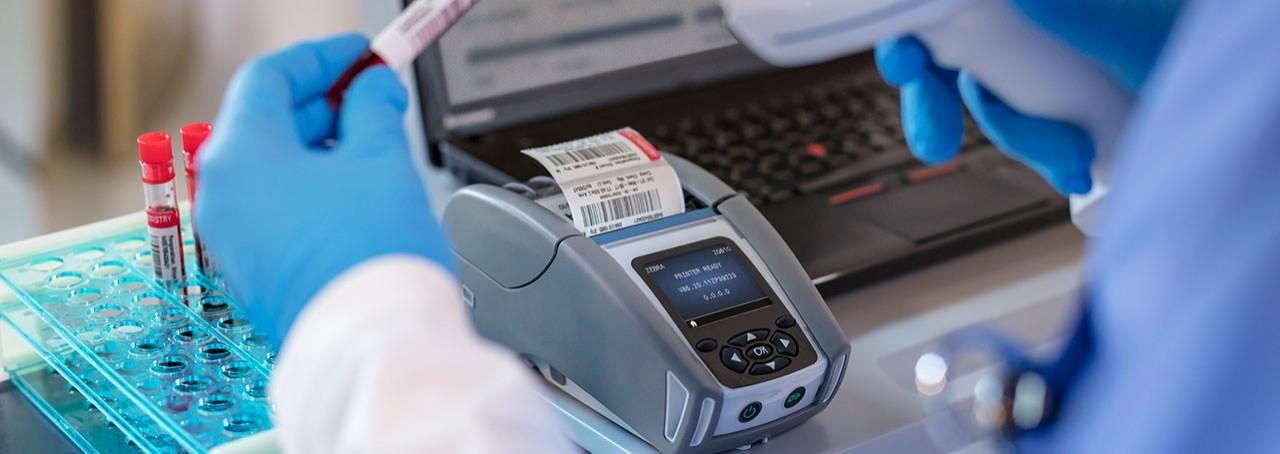 ZQ600 Series Healthcare Mobile Printer | Zebra
