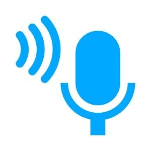 Voice Enablement Signature Service Icon
