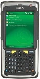 Zebra Ikon handheld computer