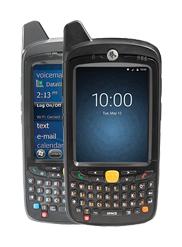 Zebra MC67 base and premium handheld computers