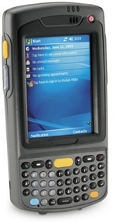 Zebra MC70 handheld computer (discontinued)