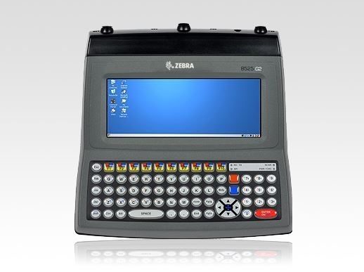 Zebra 8525 warehouse computer