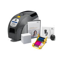 Принтер Zebra Quikcard ID Pro