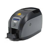Impressora de cartões Zebra ZXP Series 1