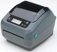 Impresora desktopGX420d de Zebra