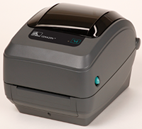 Imprimante de bureau GX420t de Zebra