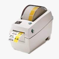 Zebra LP 2844 Label Printer on a Mac
