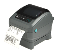 Impressora de mesa ZP450