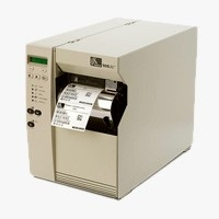 stampante industriale 105SL di Zebra