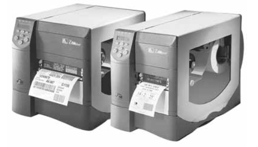 Imprimante industrielle Z4MPLUS de Zebra