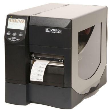 Impresora industrialZ4M de Zebra