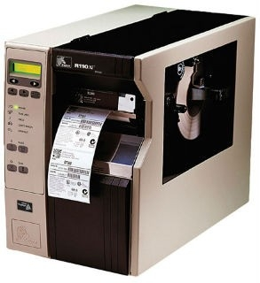 Zebra R110Xi HF 无源 RFID 打印机