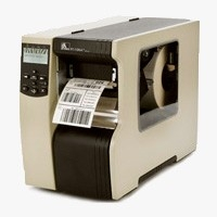 Stampante RFID passiva R110Xi4 di Zebra