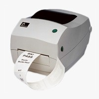 Zebra R2844\u002DZ Passive RFID Printer