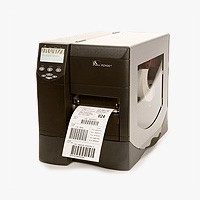 Stampante RFID passiva RZ400 di Zebra