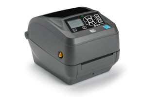 Impresora con RFID pasiva ZD500R