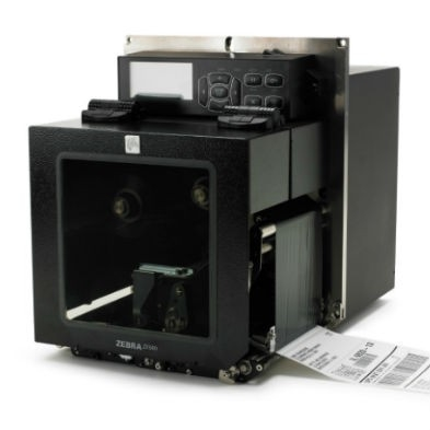 Motor de impresión ZE500R con RFID