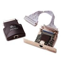 Сервер печати ZebraNet 10\/100