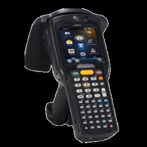 Zebra MC3190\u002DZ Handheld RFID Reader