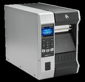Zebra ZT610 industrial printer