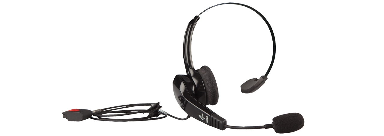 Auriculares con cable Zebra HS2100