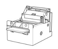Impresora de quiosco TTP 101