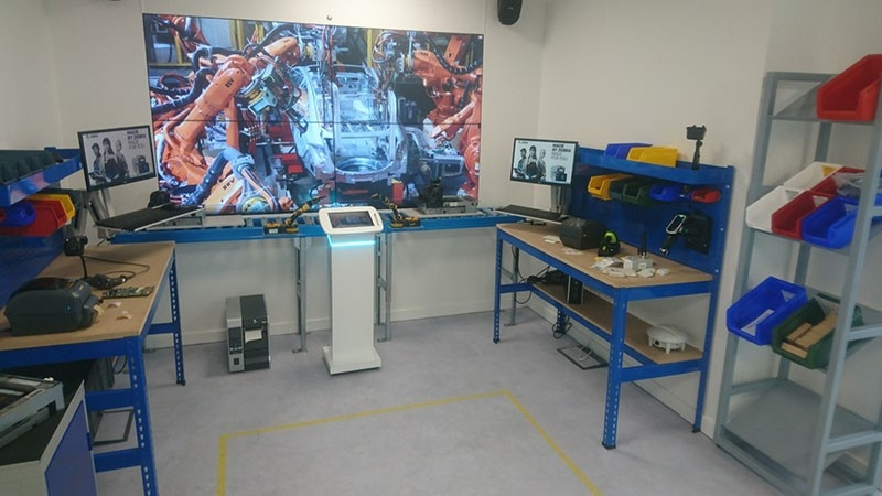 Manufacturings Station at ZEC EMEA
