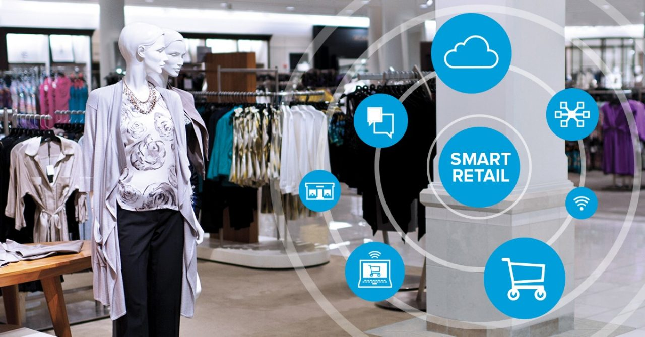 Augmented reality technology enhances the retail experience