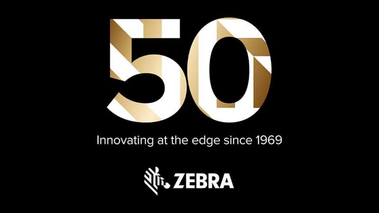 Zebra Technologies celebrates its 50th anniversary