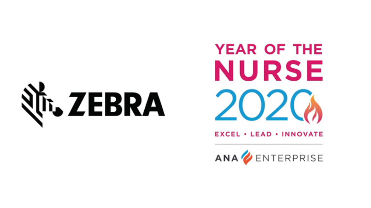The Year of the Nurse 2020 logo