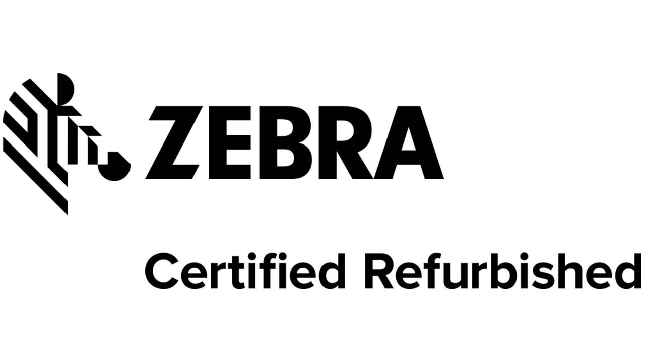 Zebra Certified Refurbished program logo