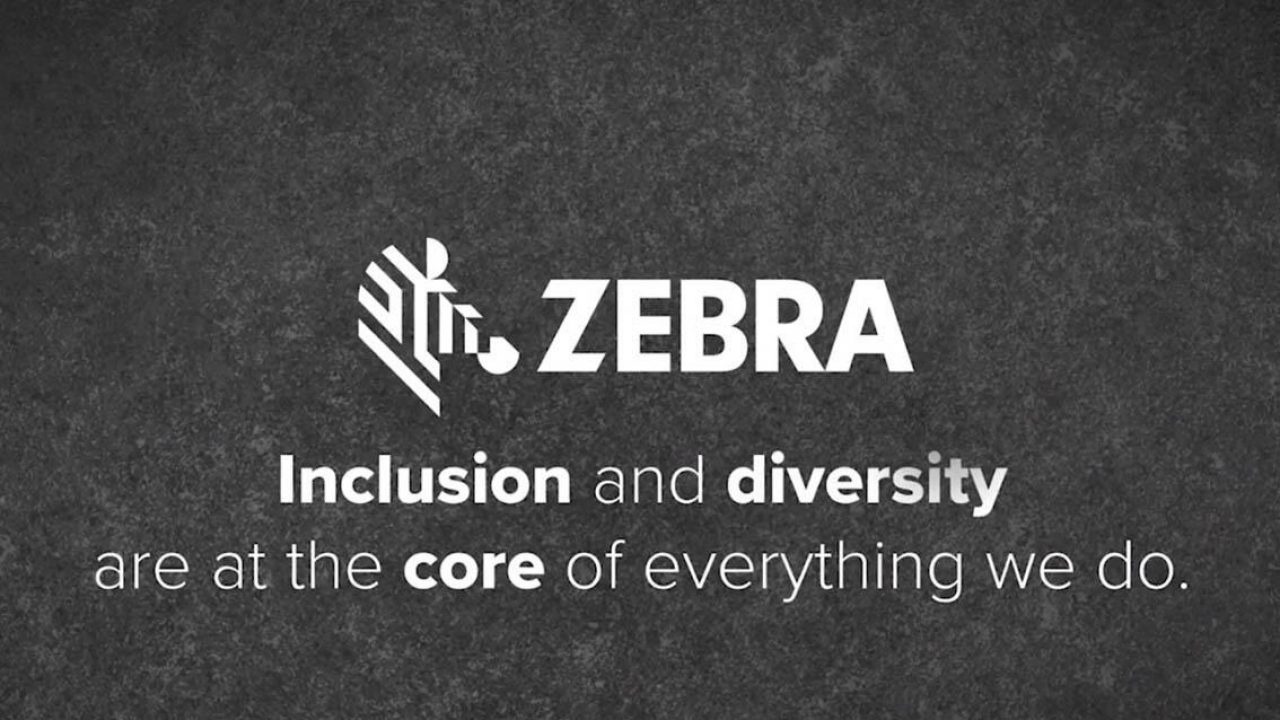 Inclusion and diversity are at the core of everything we do at Zebra.