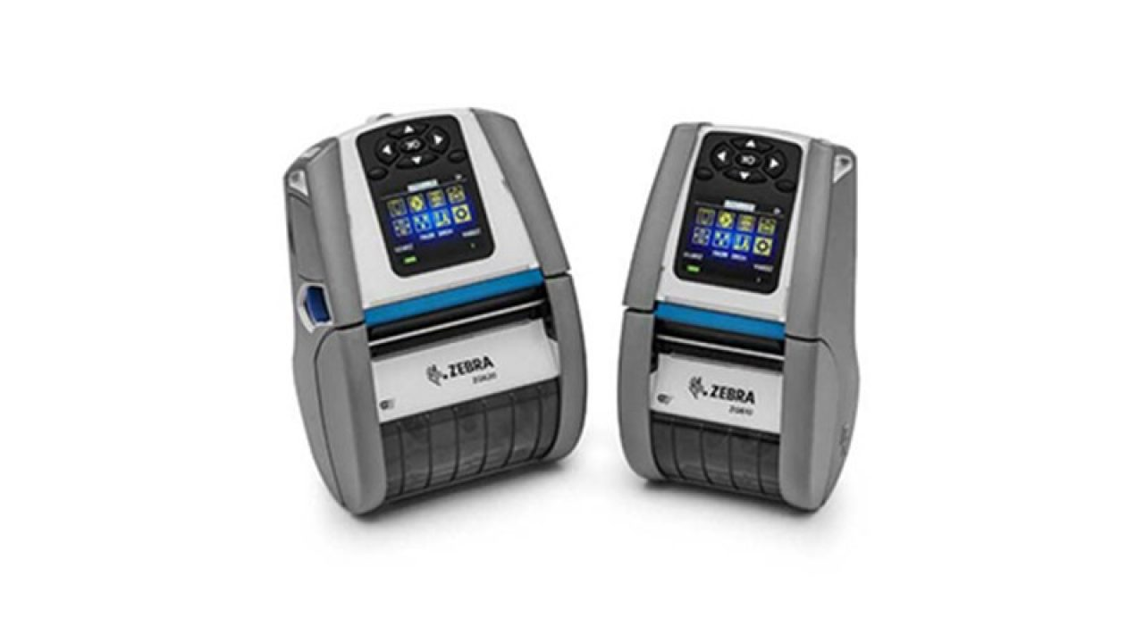 Zebra 2D imagers product line shown in a semi\u002Dcircle