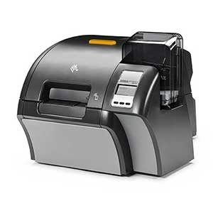 Front View of the ZXP Series 9 Printer