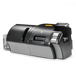 Front View of the ZXP Series 9 Printer with Laminator