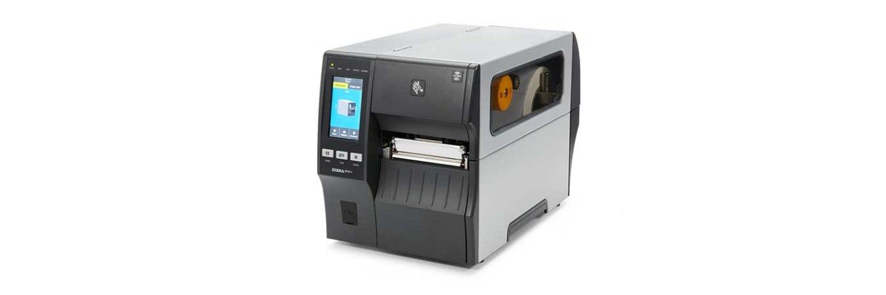 ZT411 RFID Printer, Left View
